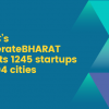 1245 startups apply to Build for Bharat