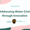 Addressing Water Crisis through Innovation: Arion Techsol